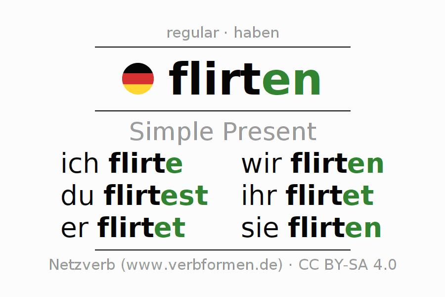 Flirt Konjugieren. barbati singuri pentru casatorie germania